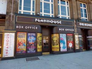 Edinburgh Playhouse(エジンバラ・プレイハウス)