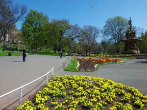 Princess St. Gardens
