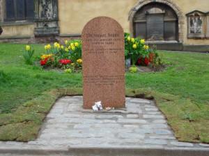 ボビーのお墓