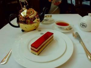 """紅茶店""""TWG"""""""