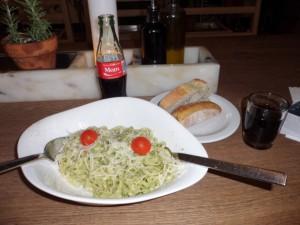 Vapinoというイタリアン・レストラン