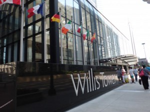 Willis Tower(ウィリス・タワー)