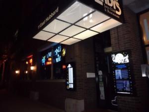 """Jazz Club """"Andy's"""""""