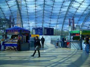 Frankfult(フランクフルト)中央駅