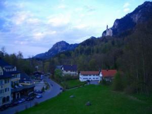 Schlos Neuschwanstein(ノイシュヴァンシュタイン城)