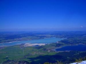 Forggensee(フォルッゲン湖)