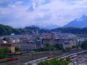 Salzburg(ザルツブルク)