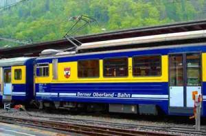 ベルナーオーバーラント鉄道
