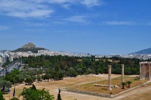 ゼウスの神殿