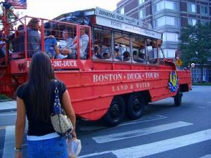 Boston Duck Tours(ボストン・ダック・ツアーズ)