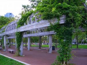 Christopher Columbus Park(クリストファー・コロンブス公園)
