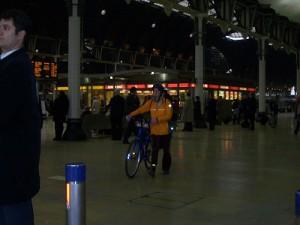 ロンドン・パディントン駅