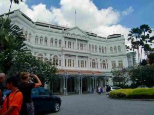 Ruffles Hotel(ラッフルズ・ホテル)