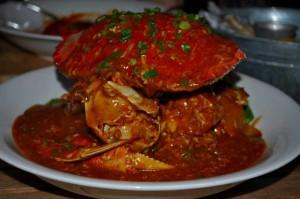 Chili Crab(チリ・クラブ)