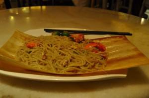 Fried Prawn Noodle(フライド・プロー・ヌードル)