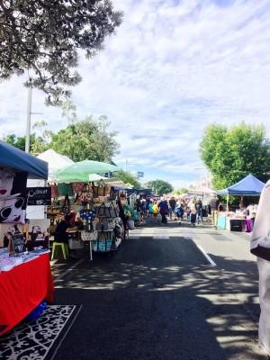 Caloundra street fair 1
