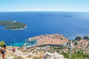 クロアチア・ドゥブロブニク旅行記