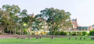 La Trobe University, Bendigo - My mother and I both went here.