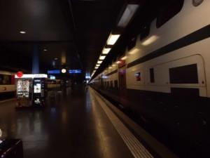 ジュネーブの空港