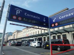 コルナヴァン駅
